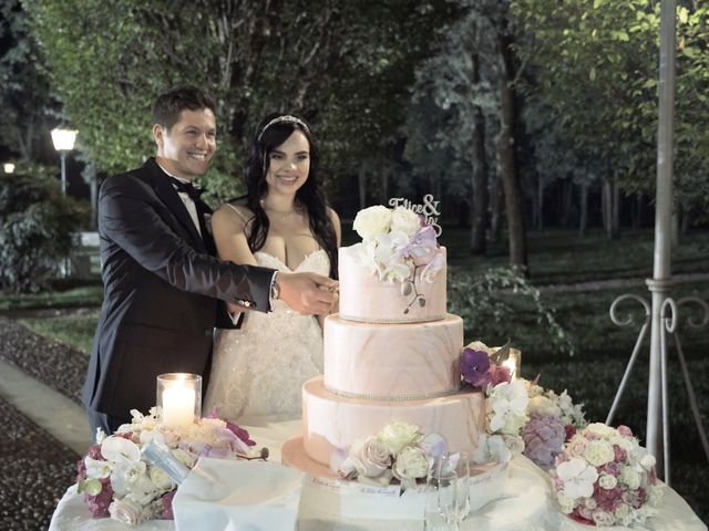 Il matrimonio di Anastasia e Felice a Montichiari, Brescia 14