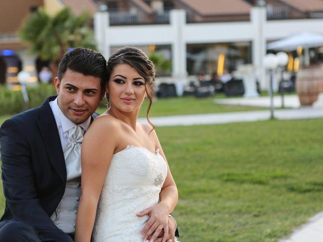 Il matrimonio di Nicodemo e Giusy a Cirò Marina, Crotone 18