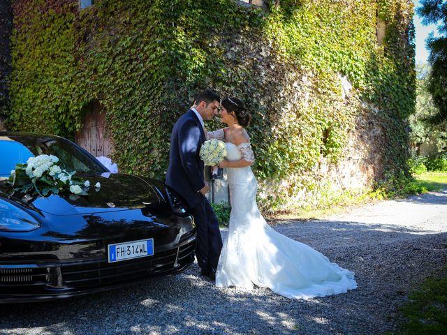 Il matrimonio di Nicodemo e Giusy a Cirò Marina, Crotone 25