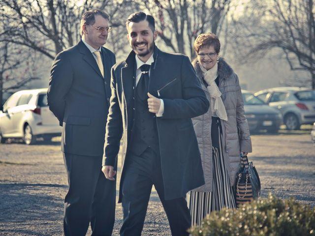 Il matrimonio di Matteo e Roberta a Monza, Monza e Brianza 6