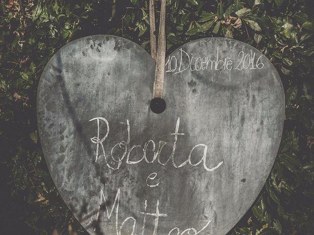 Il matrimonio di Matteo e Roberta a Monza, Monza e Brianza 10