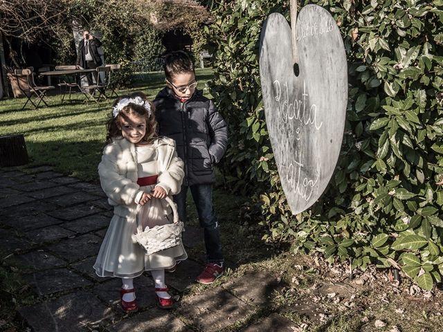 Il matrimonio di Matteo e Roberta a Monza, Monza e Brianza 17