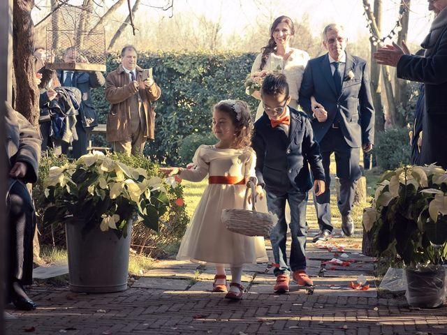 Il matrimonio di Matteo e Roberta a Monza, Monza e Brianza 22