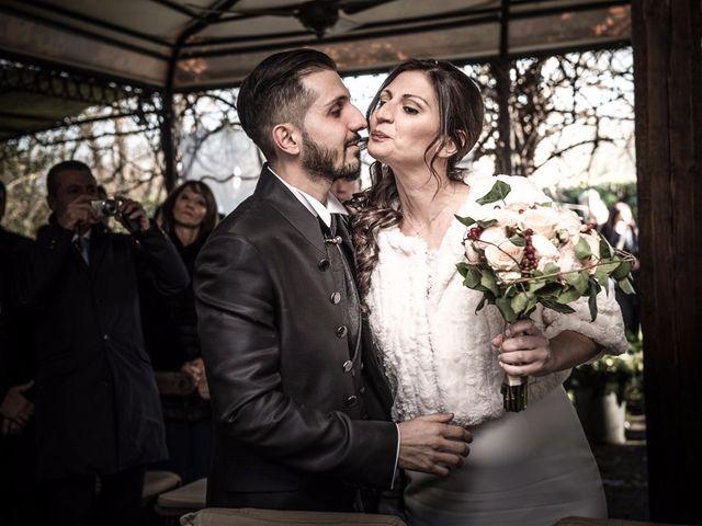 Il matrimonio di Matteo e Roberta a Monza, Monza e Brianza 23