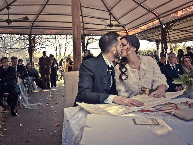 Il matrimonio di Matteo e Roberta a Monza, Monza e Brianza 29