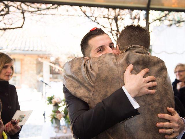 Il matrimonio di Matteo e Roberta a Monza, Monza e Brianza 33