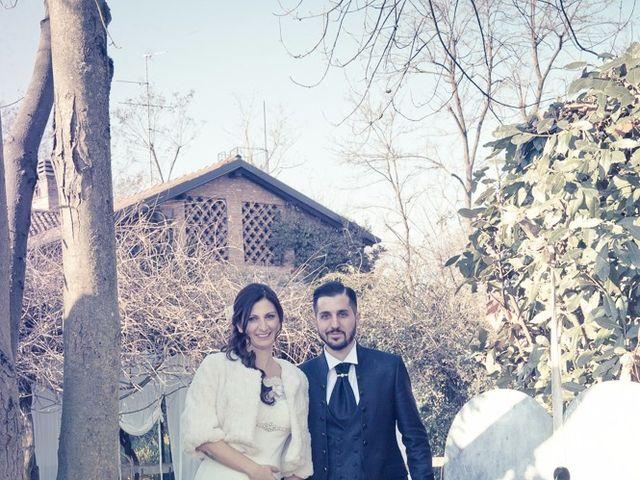 Il matrimonio di Matteo e Roberta a Monza, Monza e Brianza 39