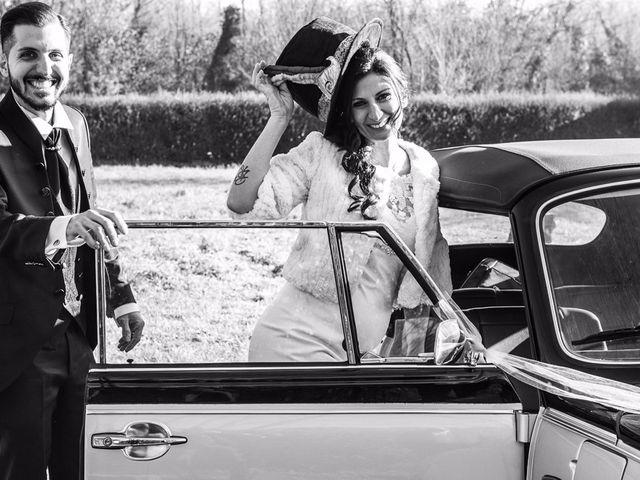Il matrimonio di Matteo e Roberta a Monza, Monza e Brianza 40