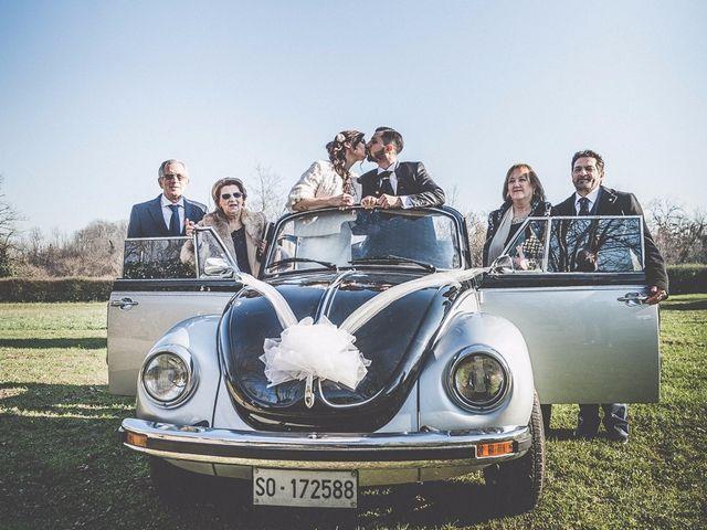 Il matrimonio di Matteo e Roberta a Monza, Monza e Brianza 41