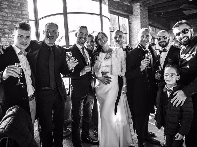 Il matrimonio di Matteo e Roberta a Monza, Monza e Brianza 48
