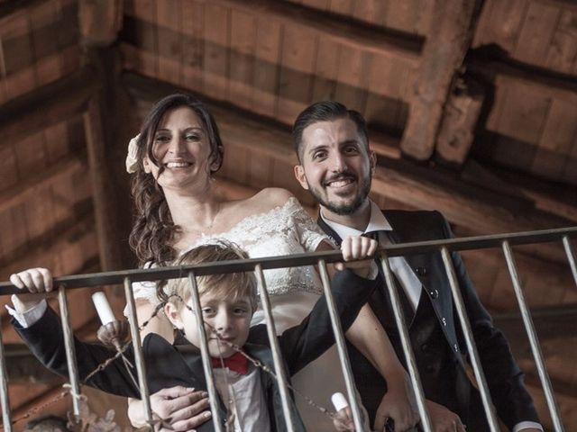 Il matrimonio di Matteo e Roberta a Monza, Monza e Brianza 54