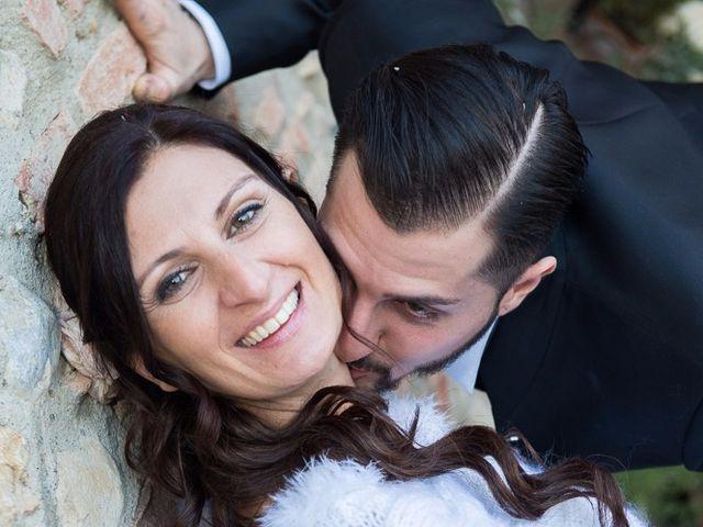 Il matrimonio di Matteo e Roberta a Monza, Monza e Brianza 57
