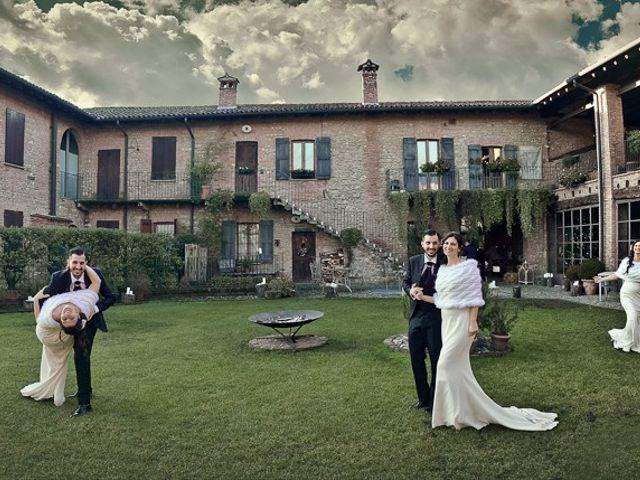 Il matrimonio di Matteo e Roberta a Monza, Monza e Brianza 1