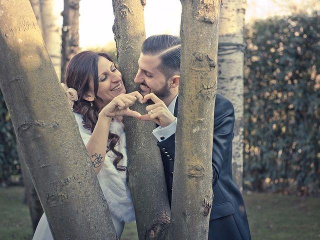 Il matrimonio di Matteo e Roberta a Monza, Monza e Brianza 63