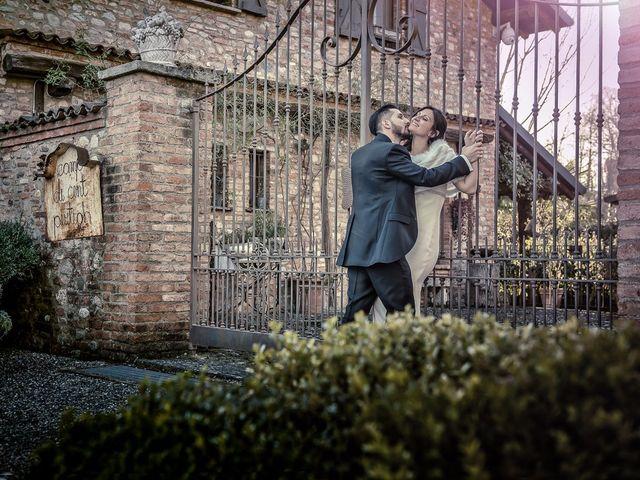 Il matrimonio di Matteo e Roberta a Monza, Monza e Brianza 65