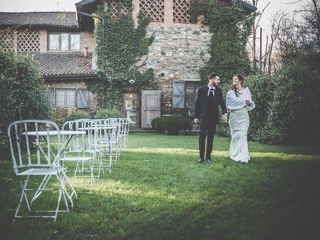 Il matrimonio di Matteo e Roberta a Monza, Monza e Brianza 70