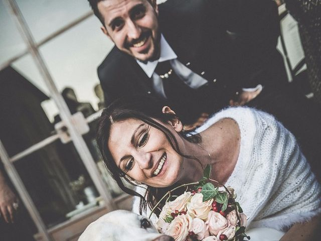 Il matrimonio di Matteo e Roberta a Monza, Monza e Brianza 79