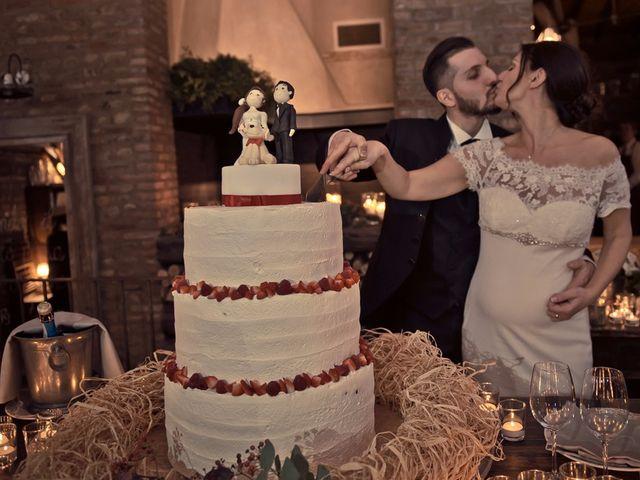 Il matrimonio di Matteo e Roberta a Monza, Monza e Brianza 81