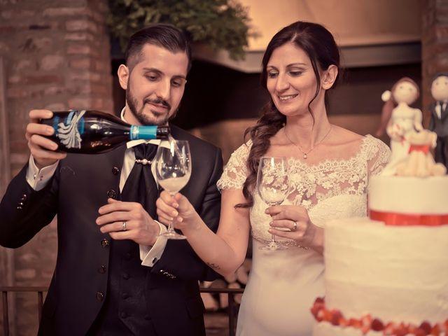 Il matrimonio di Matteo e Roberta a Monza, Monza e Brianza 82