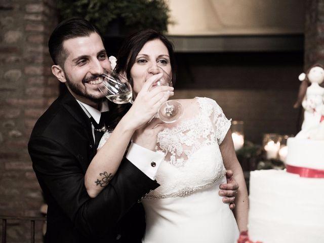Il matrimonio di Matteo e Roberta a Monza, Monza e Brianza 83