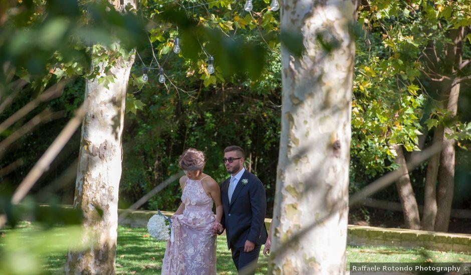 Il matrimonio di Domenico e Maria a Caserta, Caserta