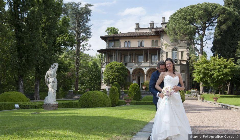 Il matrimonio di Simone e Clarissa a Renate, Monza e Brianza