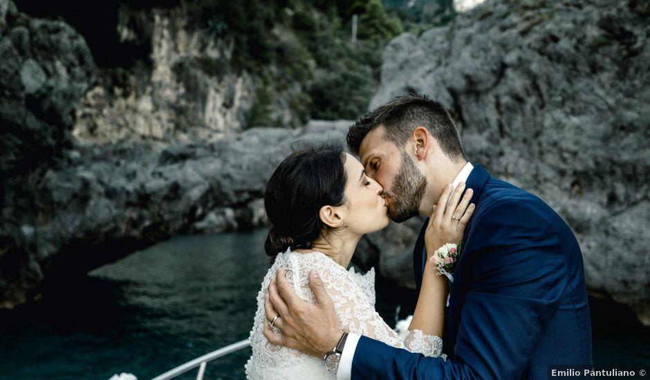 Il matrimonio di Gianluca e Grazia a Ravello, Salerno