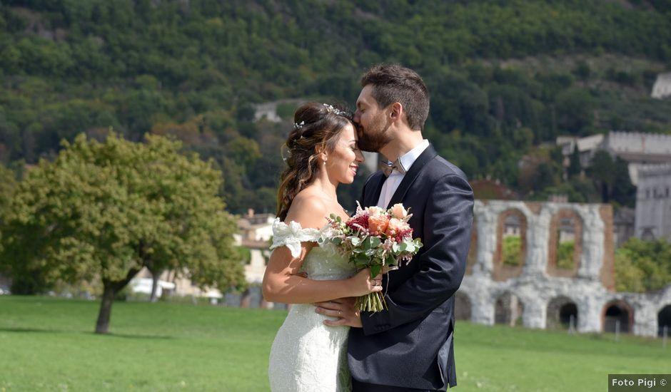 Il matrimonio di Emanuele e Francersca a Gubbio, Perugia