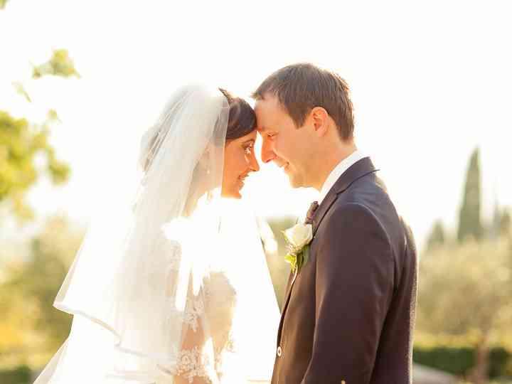 Le nozze di Gessica e Daniele