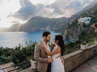 Le nozze di Rebecca e Josh