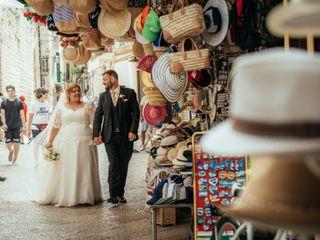 Le nozze di Giuditta e Gianfranco