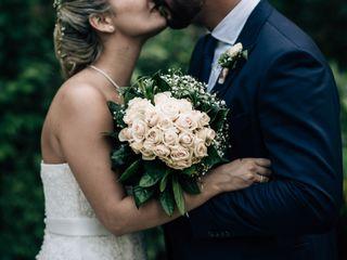 Le nozze di Anna e Matteo