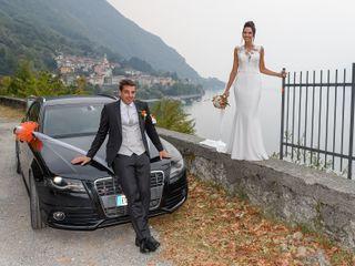 Le nozze di Ilenia e Moreno