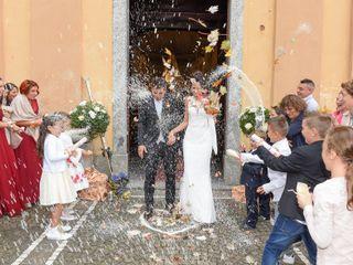 Le nozze di Ilenia e Moreno 2