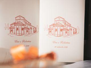 Le nozze di Valentina e Enzo 1