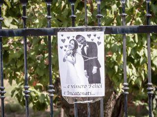 le nozze di Cristina e Michele 1