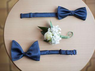 le nozze di Giacomo Massi e Ksenia Li 2