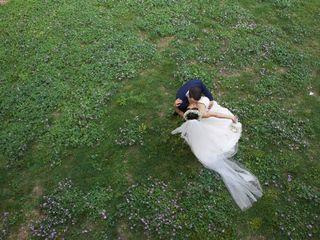 Le nozze di Giacomo e Ksenia