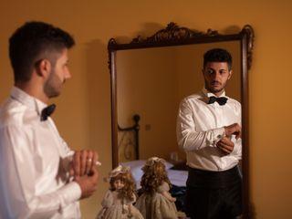 Le nozze di Arianna e Fabrizio 1