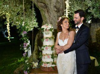 Le nozze di Mariangela e Claudio