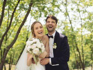 Le nozze di Rebecca e Dave