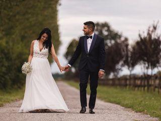 Le nozze di Milena e Alessandro