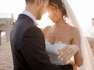 Le nozze di Carmen e Riccardo
