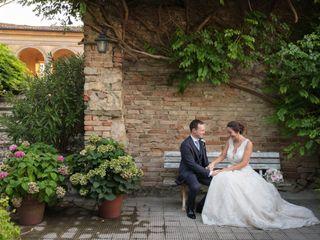 Le nozze di Serena e Pablo
