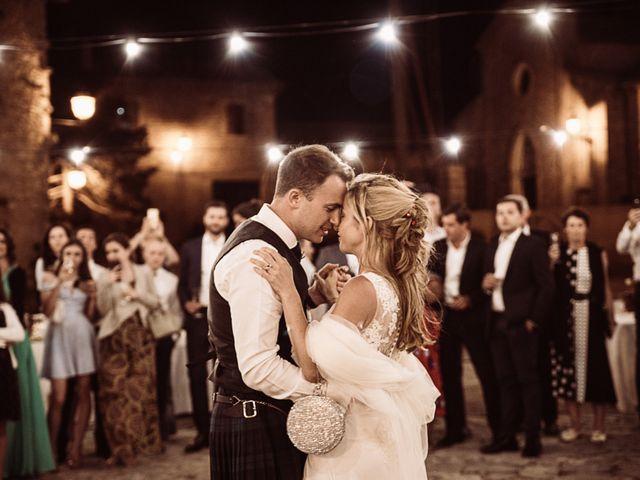 Le nozze di Giulia e Craig