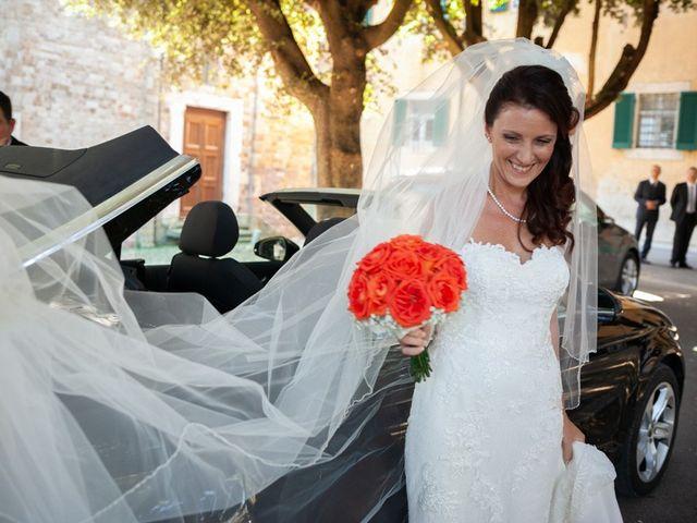 Il matrimonio di Enzo e Valentina a Pisa, Pisa 19