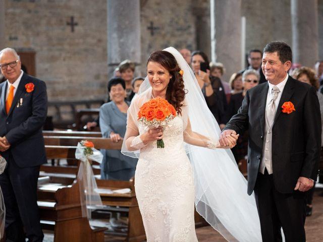 Il matrimonio di Enzo e Valentina a Pisa, Pisa 22