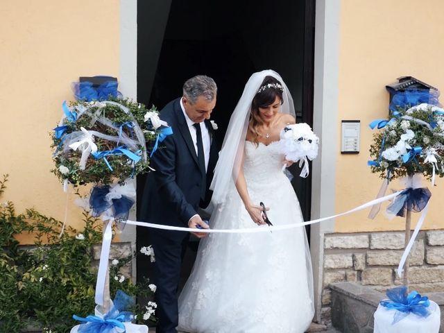 Il matrimonio di Andrea e Martina a Gubbio, Perugia 12