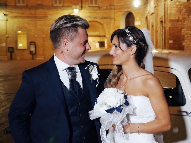 Il matrimonio di Andrea e Martina a Gubbio, Perugia 15