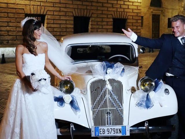 Il matrimonio di Andrea e Martina a Gubbio, Perugia 2
